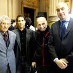 """Se inauguró """"Inmigrantes Migrados"""" en la Cámara de Diputados BA y se distinguieron a inmigrantes italianos."""