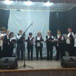 """Se realizó el 2º Encuentro de Coros """"Sonidos Inmigrantes""""en la Sociedad Italiana de Berisso."""