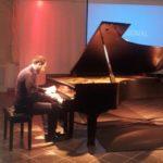 Concierto del pianista sardo Giulio Biddau