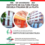 125° Aniversario del Instituto de Cultura Itálica