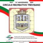 El Círculo Recreativo Trevisano cumple 74 años de vida