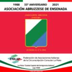 33° Aniversario de la Asociación Abruzzese de Ensenada